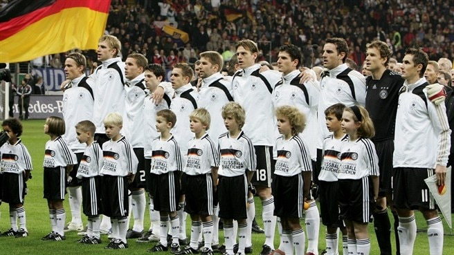 Germany keen to learn from friendlies