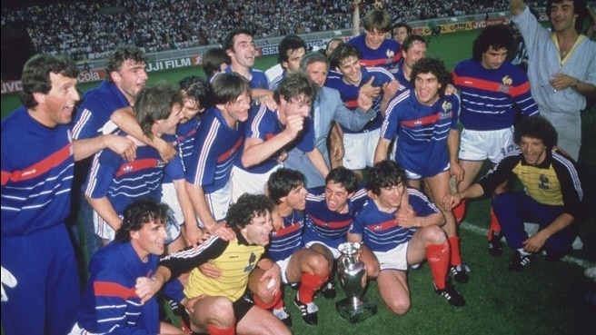 Platini fires France to glory on home soil