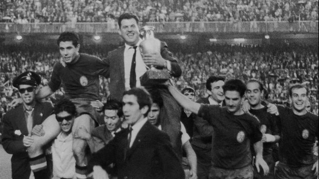 Suárez on Spain's collective strength in '64