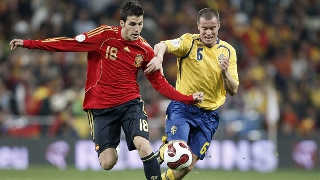 Sweden and Spain contest supremacy