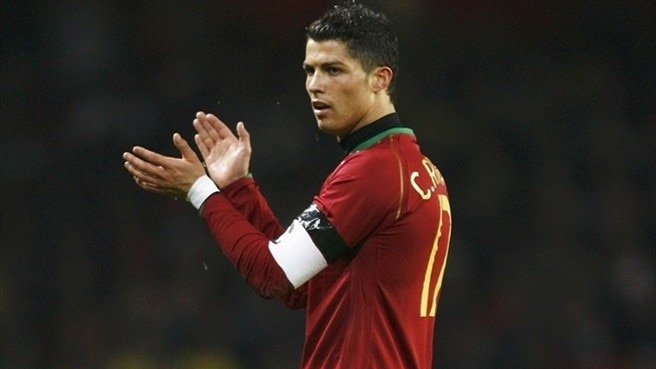 Ronaldo named Red Cross ambassador