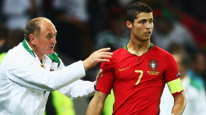 Portugal satisfy believer Scolari