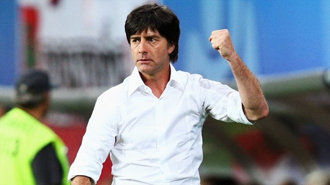 Löw takes heart from German success