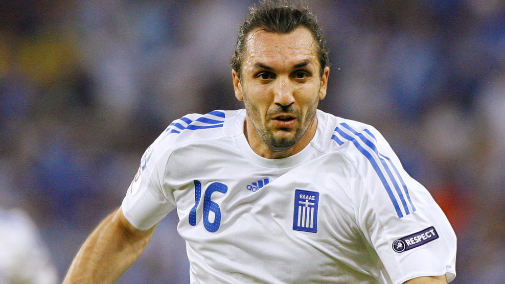 UEFA News: AEK Add Kyrgiakos To Ranks