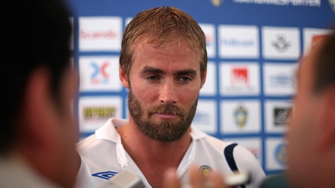 Storm clouds clear for Mellberg