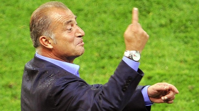 Belief pays off for Terim's Turkey