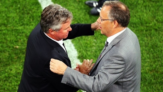Hiddink proud to put Sweden to flight