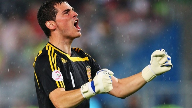 Casillas ready to step into unknown