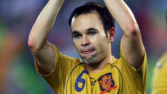 Iniesta savours 'incredible' triumph