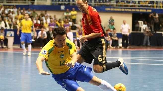 Seven slots for Europe at Futsal World Cup