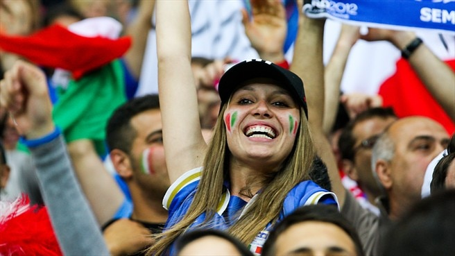 Prove you were at EURO 2012 with UEFA.com