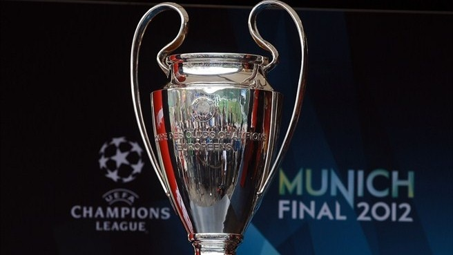 Official public screening of Champions League final