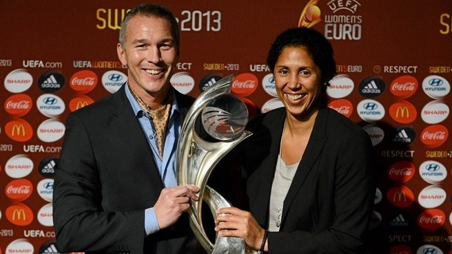 Women's EURO organisers and ambassadors excited