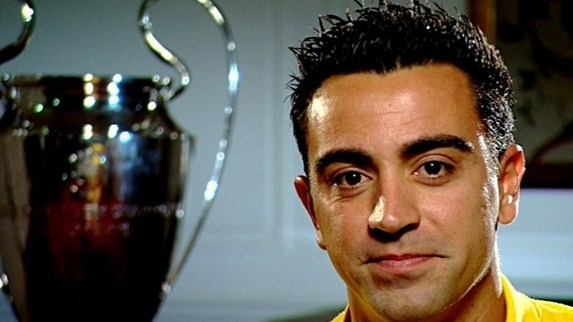 Xavi learns trade from futsal stars