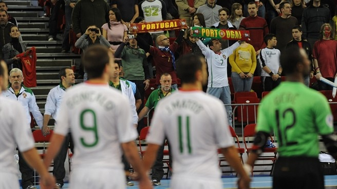 UEFA Futsal EURO 2012 - Preview Group D