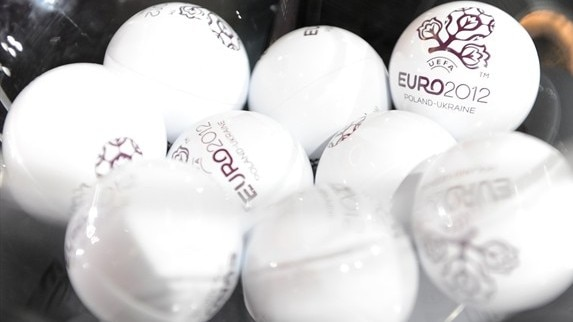 Anticipation rising as EURO draw nears