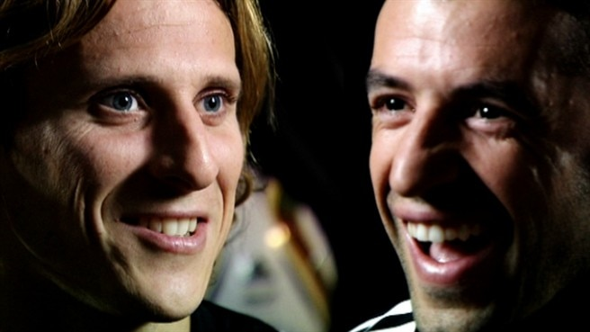 The 60-second interview: Forlán and Simão