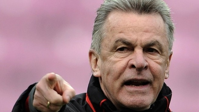 Hitzfeld names final Switzerland squad