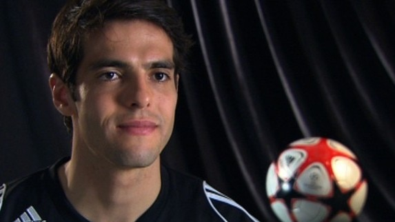 Kaká strives to keep dream alive