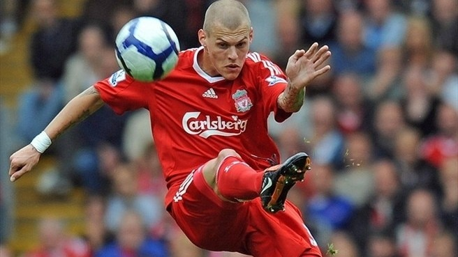 Liverpool lose Škrtel for two months