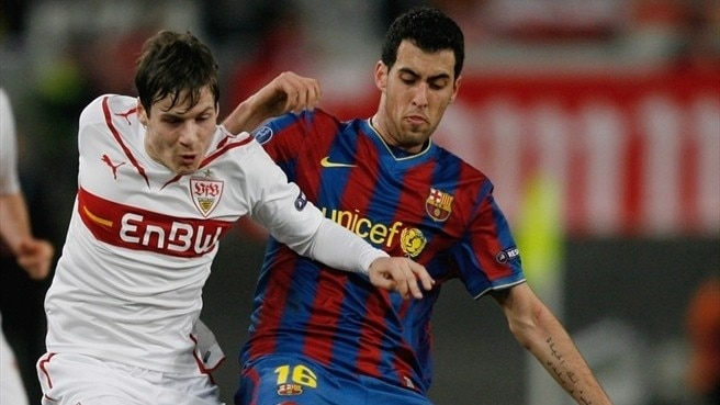 Stuttgart in way of Busquets' final dream