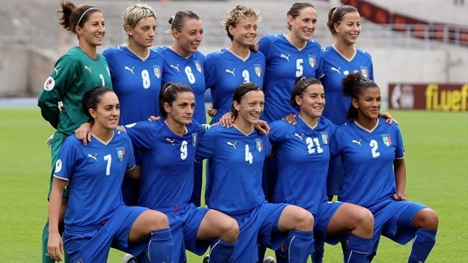 Azzurre through, Swiss impress