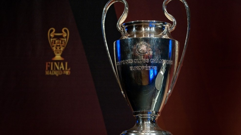 The UEFA Champions League trophy - UEFA Champions League