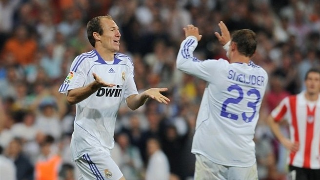 Final test for Bernabéu old boys