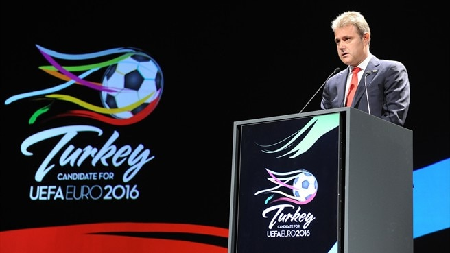 Turkey's EURO 2016 bid presentation
