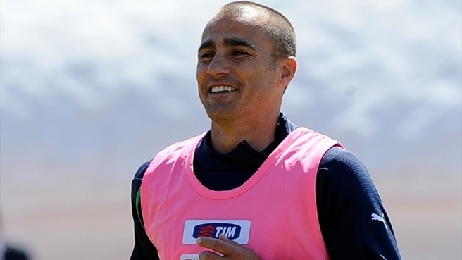 Cannavaro ties future to Al-Ahli Club