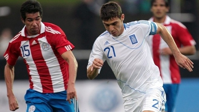 Paraguay add to Greece woe
