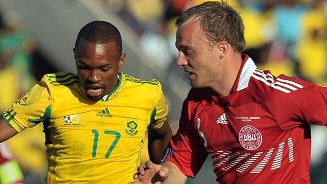 Denmark slip to South Africa defeat