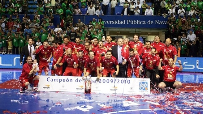 Murcia celebrate another success