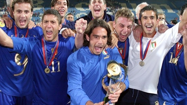 2004: Italy save best for last