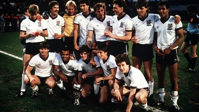 1984: Hateley keeps England on top