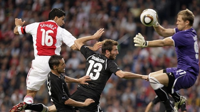 Ajax hold off determined PAOK comeback