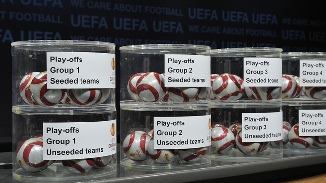 UEFA Europa League play-off draw preview