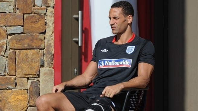 Ferdinand ruled out until late September