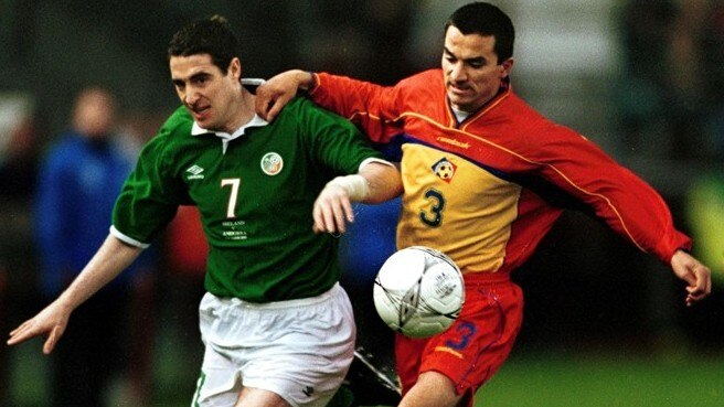 Fahey in Ireland reckoning for Andorra