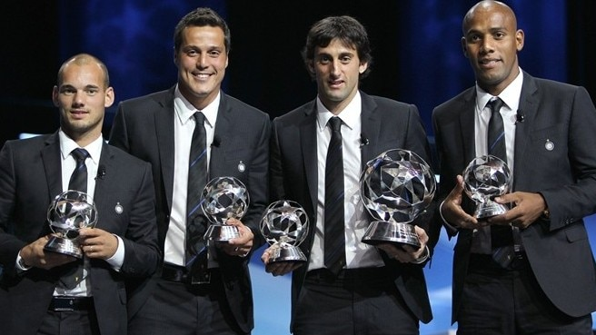 UEFA Club Football Awards