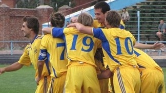 Yednyst take Ukraine to amateur finals