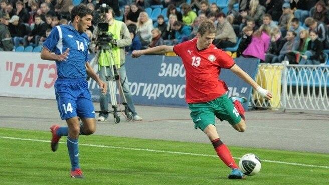 Nekhaychik edges Belarus through