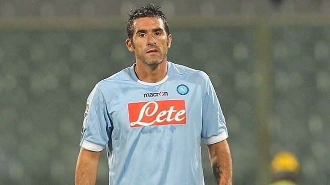 Napoli lose Lucarelli for group stage