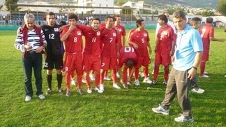 Ankara amateurs battle through in Croatia