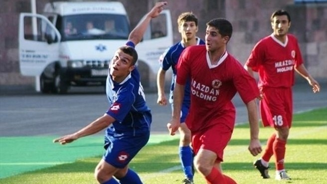 Youngster Poghosyan gets Armenia call