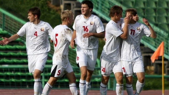 Belarus and FYROM impress in Group 5