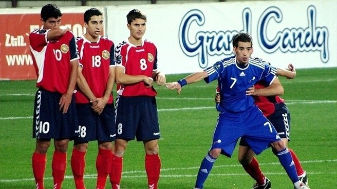 Upbeat Armenia give Andorra no chance