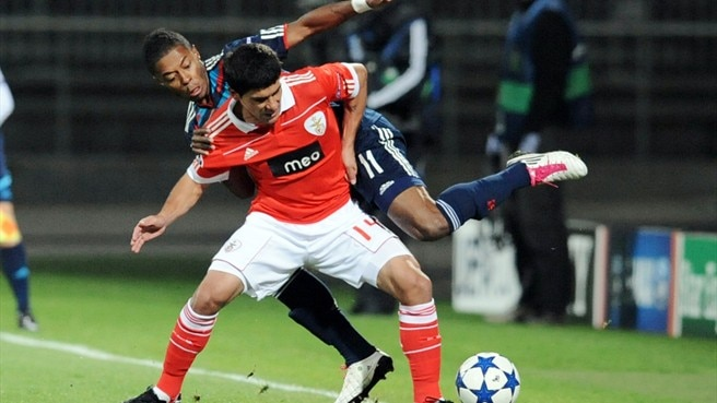 'Calm' Pereira believes Benfica can beat Lyon