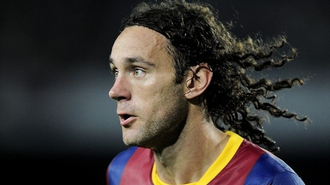 Injured Milito to miss Barcelona closers