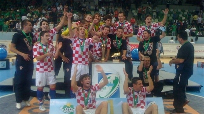 Jukić heroics give Croatia the Mediterranean Cup
